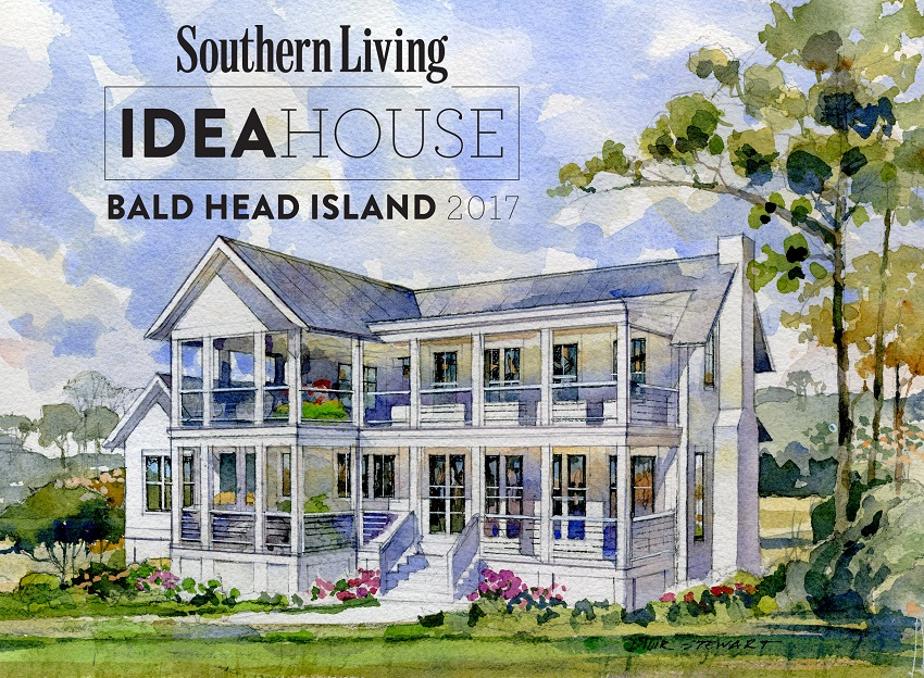 Southern Living Idea House Opens for Tours June 16