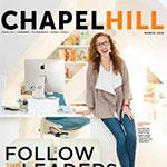 Chapel Hill Magazine, March 2019 – Island Escape